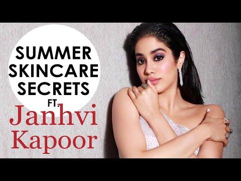 Janhvi Kapoor Shares Her Summer Skincare Secrets | Janhvi Kapoor Interview | Be Beautiful Mp3