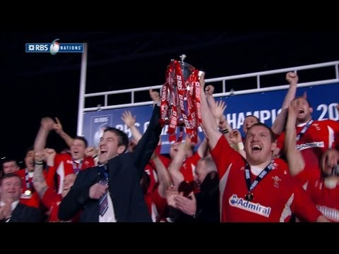 Full Time Highlights Wales v England 16 March 2013