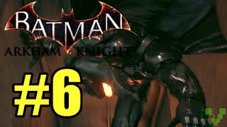 Idk what the hell do you? - Batman Arkham Knight #6