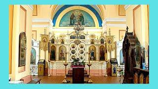 Inside St Michael