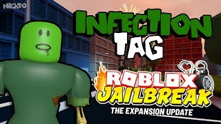 🔴 Intensive Jailbreak INFECTION TAG für ROBUX! | BIGGEST EXPANSION Update EVER TONIGHT! | ROBLOX LIVE