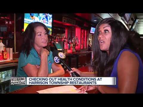 Restaurant Report Card: Harrison Township