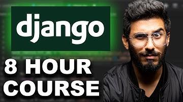 Python Django Tutorial 2020 - Full Course for Beginners