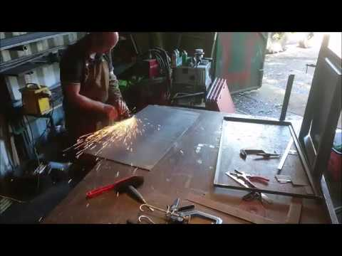 Narrowboat Steel Hatch - Set Of 7
