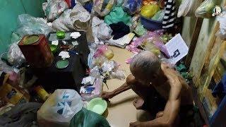 Tìm đến nụ cười của cụ ông 86 tuổi nhặt ve chai