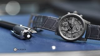 MontBlanc TimeWalker TwinFly Chronograph 2