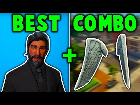10 BEST SKIN + BACK BLING COMBOS in Fortnite! (Fortnite Battle Royale)