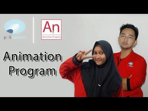 Animation Study Program - Polibatam 2018