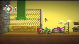 LittleBigPlanet 2 Community Level Mario Kart 64