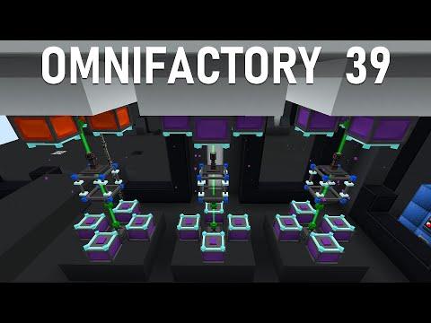 Omnifactory – Fusion Crafting Overhaul! Minecraft – Episode 39