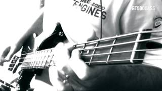 Bass Cover: The Sisters Of Mercy - Alice