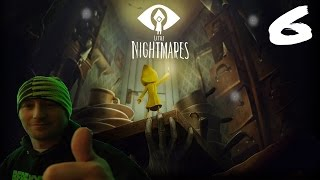 Little Nightmares Gameplay Playthrough #6 - The Guest Area (PC)