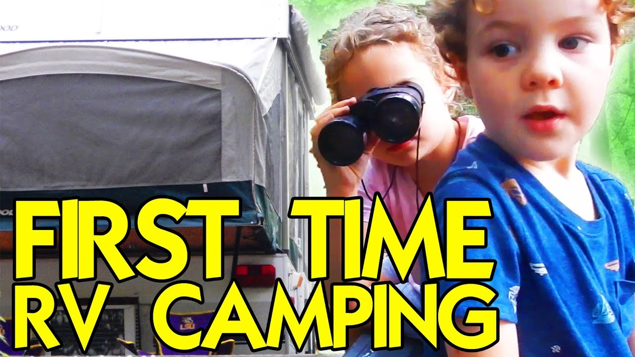 Camping with Kids - Family Camping in RV - Things To Do in Louisiana:  Chicot State Park
