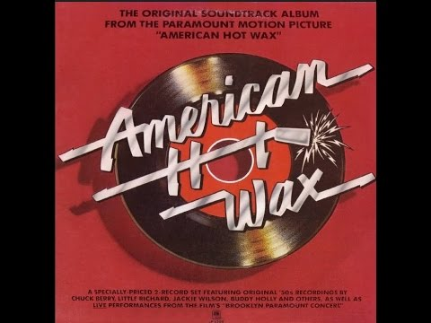 American Hot Wax Soundtrack - live concert 1978