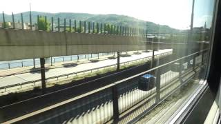 EuroCity train 172 Bratislava HL to Berlin Hbf