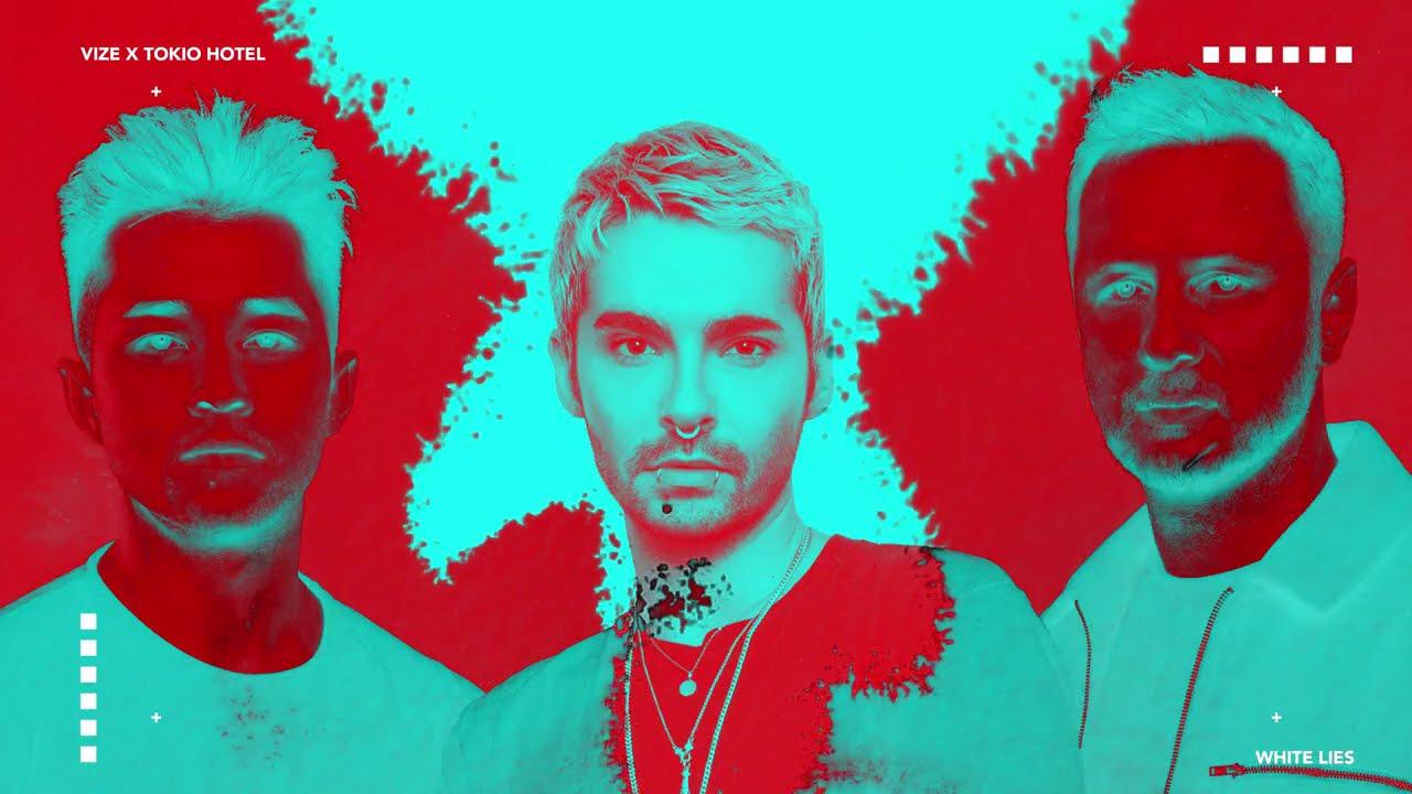 BELUISTER: VIZE & Tokio Hotel - White Lies