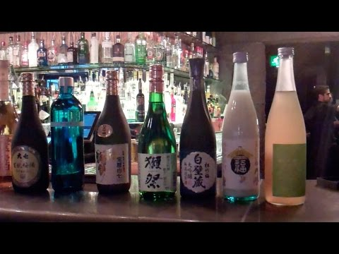 Japanese Sake Not Wine but a Brew