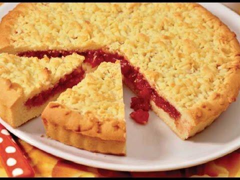 Песочные пироги рецепты с фото - YouTube