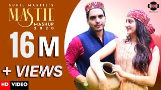 Mastie Mashup 2020 | Sunil Mastie ft.Anjali Thakur | Asha Thakur |  Himachali traditional folk songs