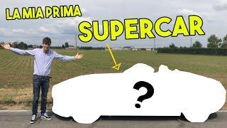 La mia prima supercar: AMG GTc, 557cv di puro divertimento! Felpe e...