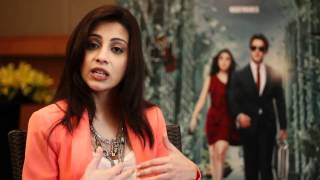 Amrita Puri: Portrayal of Kunal and Arzoo's emotions in the songs