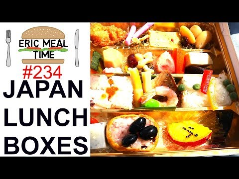 Cherry Blossoms Bento Lunch Boxes - Eric Meal Time #234