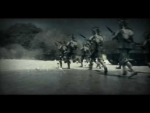 """HD - HBO The Pacific """"Imperial Japan version""""  - Battlestations Pacific Japanese Campaign OP Trailer"""