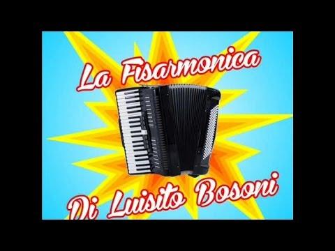 La fisarmonica di Luisito Bosoni