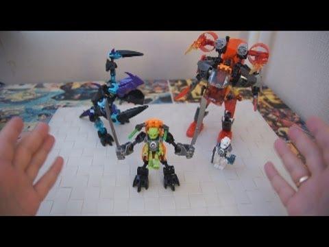 Конструктор Lego Hero Factory 44018 44016 - Лего обзоры