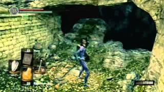 Dark Souls: Shortcut to Pinwheel
