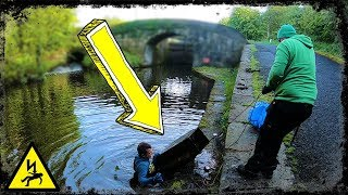 Magnet Fishing - I Didnt Expect To Find This!