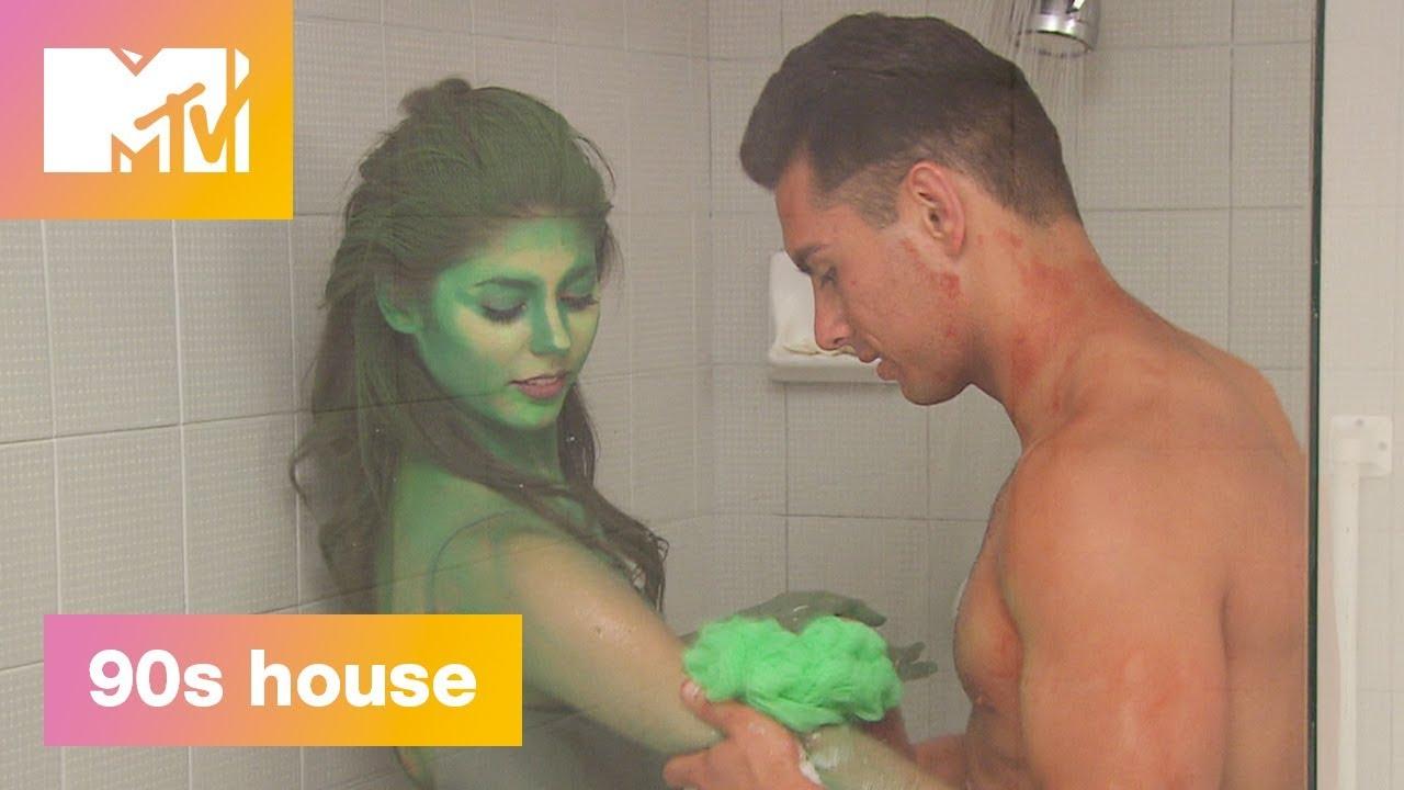 'Sexy Shower Scrub Down' Official Sneak Peek