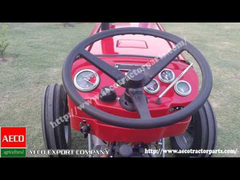 Massey Ferguson 375 2WD Tractor