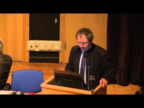 Patrick Criqui, a fenntartható fejlődés és az energia közgazdaságtanával foglalozó kuatatócsoport ve