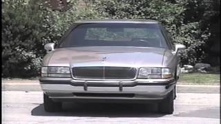 GM 1991 Park Avenue / Ultra - Product Information Video