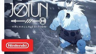Jotun: Valhalla Edition Launch Trailer - Nintendo Switch