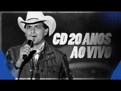 MARCO BRASIL - 20 Anos (Ao vivo) - CD Completo