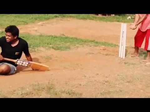 Cricket Replay Spoof....