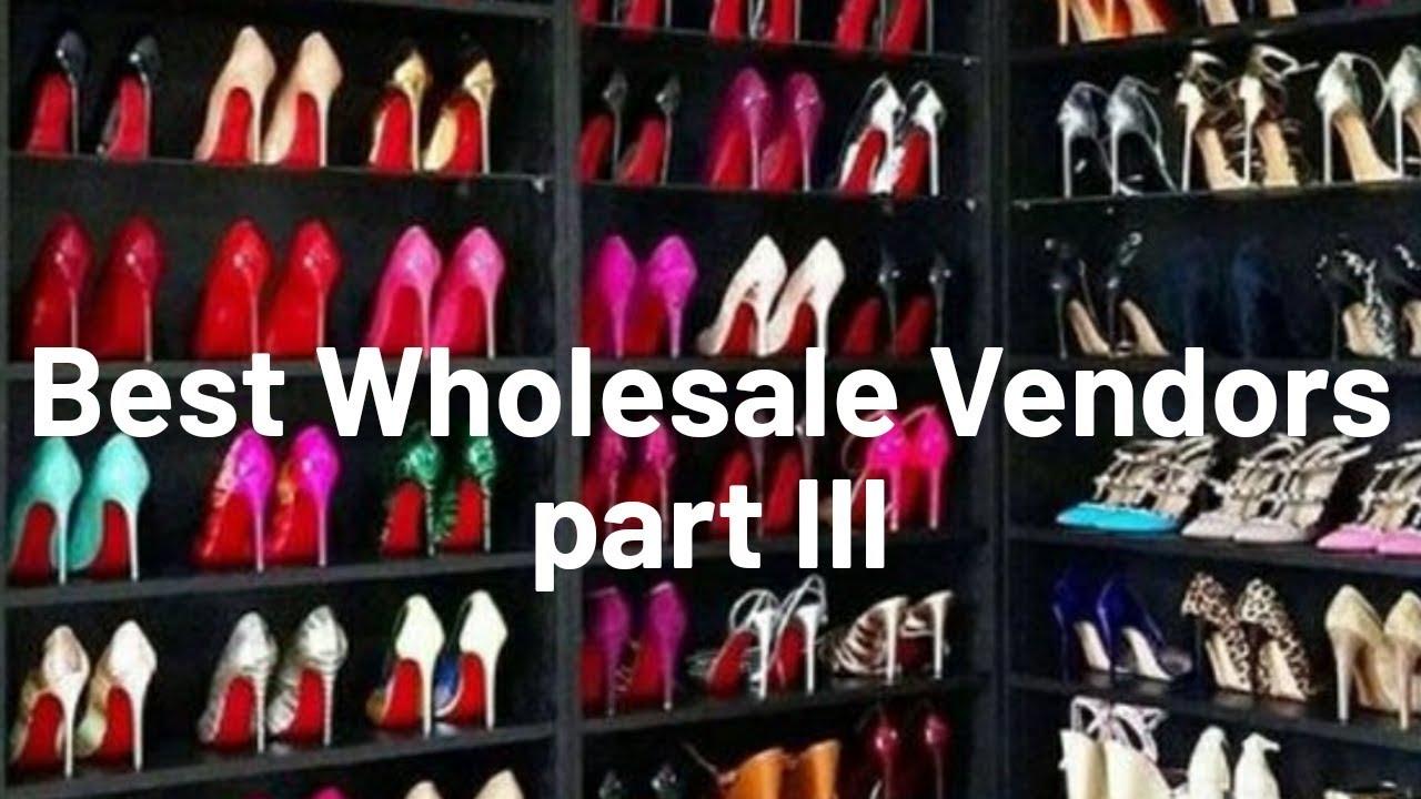 Best Shoe Vendors for Online Boutique