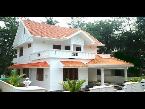 Cute Small Modern House 1200 Sft For 12 Lakh Elevation Interior
