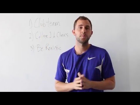 3 College Recruiting Tips For Soccer Players | How To Get Recruited to Play College Soccer