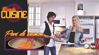 Dans la cuisine avec Seb & Jess