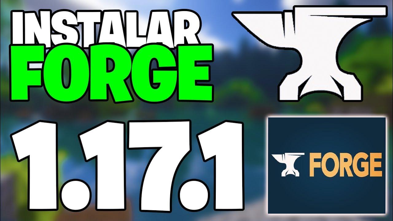 COMO DESCARGAR FORGE para Minecraft 1.17.1   Instalar MODS en Minecraft 1.17.1 (FÁCIL)