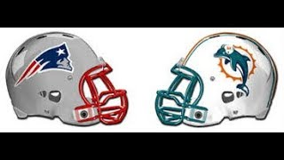 Action PC Football 2007 Patriots 16-0 vs 1972 Dolphins 14-0 Clash of Titan Bowl