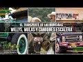 El Transporte de las Montañas: Willys, Mulas y Camiones Escalera - TvAgro por Juan Gonzalo Angel