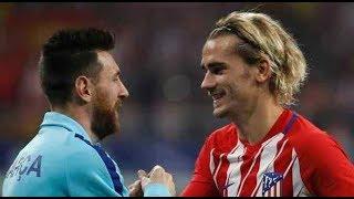 Atltico de Madrid vs Barcelona Partido completo Octubre 14 2017