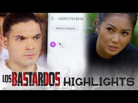 Connor, nakatanggap ng babala kay Lupita | PHR Presents Los Bastardos (With Eng Subs)