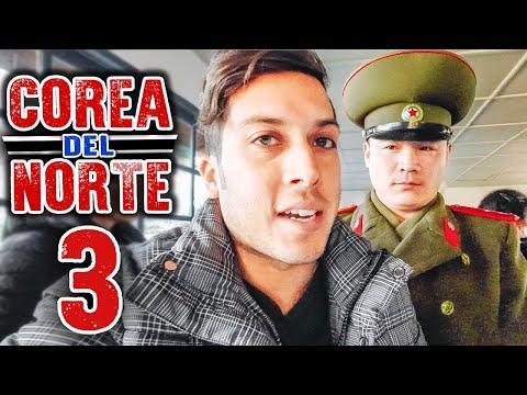 Frontera de COREA DEL NORTE y Corea del Sur DMZ | #CoreaDelNorte Ep.3