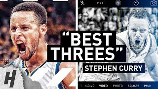 Stephen Curry\'s AMAZING & CRAZIEST 3 Pointers YOU\'VE EVER SEEN!
