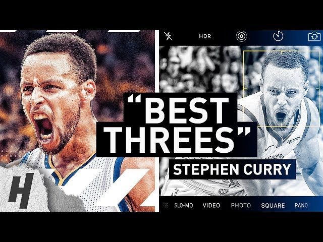Stephen Currys AMAZING & CRAZIEST 3 Pointers YOUVE EVER SEEN!